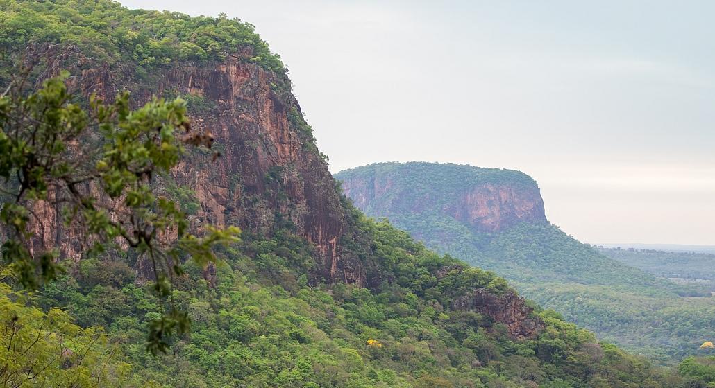 Estrada Parque Piraputanga
